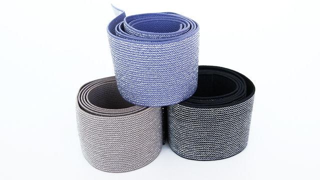 Elastisches Glitzerband - 5 cm im Makerist Materialshop - Bild 4