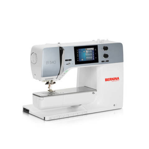 BERNINA B 540 im Makerist Materialshop