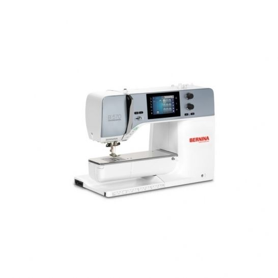 Nähmaschine BERNINA B 570 QE im Makerist Materialshop - Bild 1