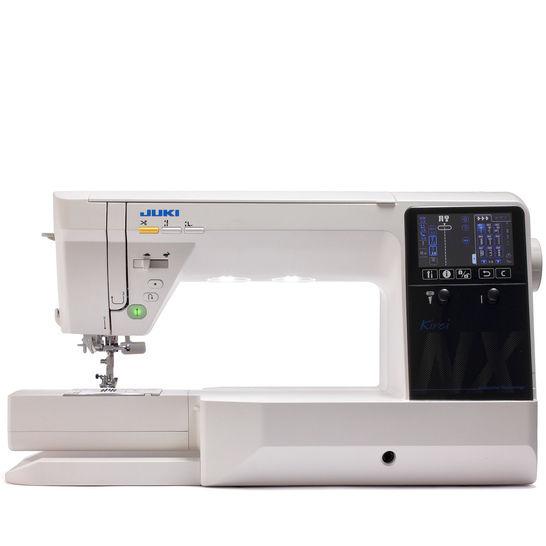 Nähmaschine JUKI Kirei NX 7 im Makerist Materialshop - Bild 1