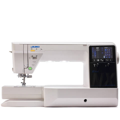 Nähmaschine JUKI Kirei NX 7 im Makerist Materialshop