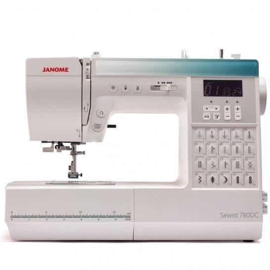 Nähmaschine JANOME Sewist 780DC im Makerist Materialshop - Bild 1