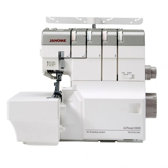 Nähmaschine JANOME AirThread 2000D Professional im Makerist Materialshop - Bild 1