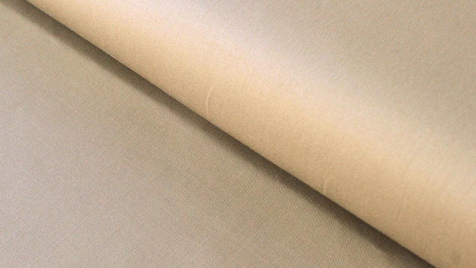 Baumwoll-Twill Stretch beige: Trenchcoat - 145 cm im Makerist Materialshop - Bild 1