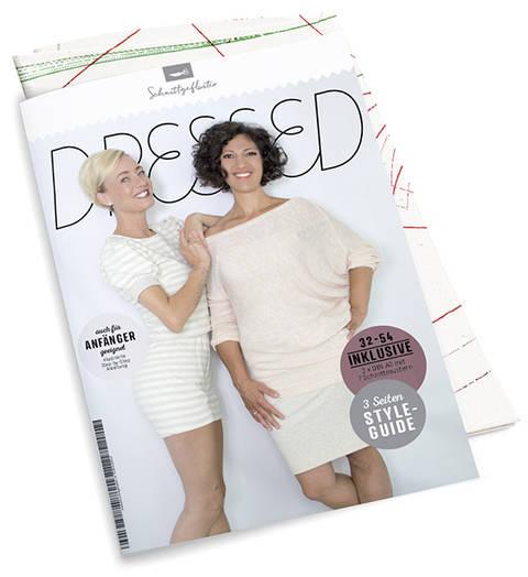 Schnittgeflüster Magazin: Dressed 9/18 im Makerist Materialshop