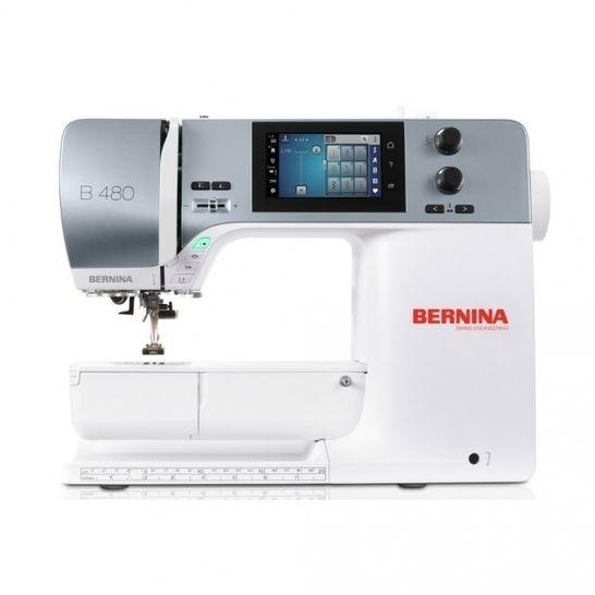Nähmaschine BERNINA B 480 im Makerist Materialshop - Bild 1