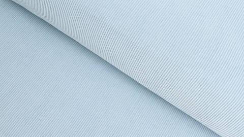 Velours côtelé bleu pastel - 147 cm dans la mercerie Makerist