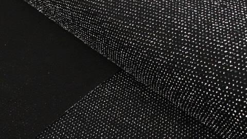 Festlicher Glitzerjersey: Sparkling - 148 cm im Makerist Materialshop