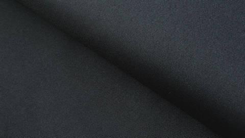 Outdoorstoff schwarz - 147 cm im Makerist Materialshop
