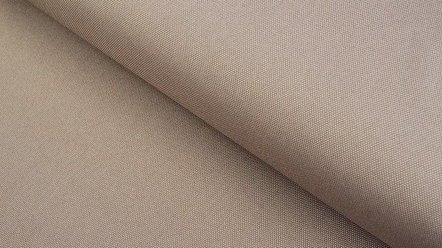 Outdoorstoff taupe - 147 cm im Makerist Materialshop - Bild 1