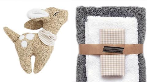 Nähset Kuscheltier mittelgrau von Naturfaden Design im Makerist Materialshop