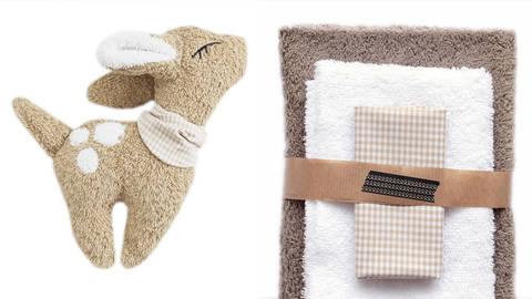 Nähset Kuscheltier hellbraun von Naturfaden Design im Makerist Materialshop