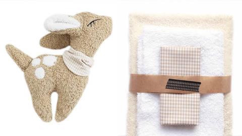 Nähset Kuscheltier ecru von Naturfaden Design im Makerist Materialshop