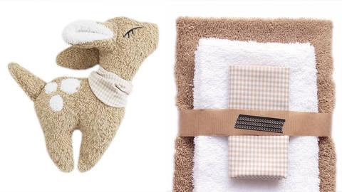 Nähset Kuscheltier camel von Naturfaden Design im Makerist Materialshop