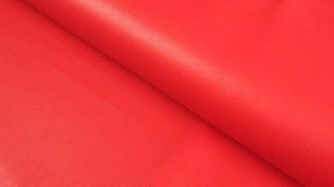 Rotes Kunstleder: Alloway - 140cm im Makerist Materialshop
