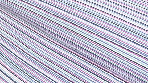 Baumwolljersey weiß-lila bedruckt: Avalana Streifen - 162 cm im Makerist Materialshop