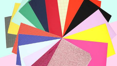 XXL Folienset zum Plotten inkl. 25 Euro Gutschein im Makerist Materialshop