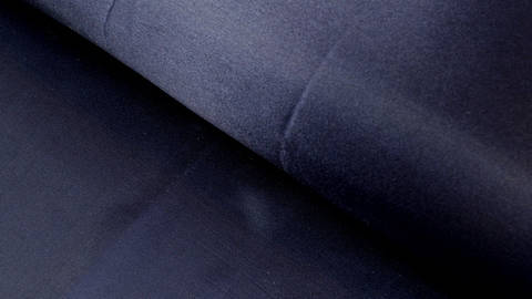 Satin marineblau - 150 cm im Makerist Materialshop