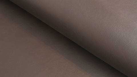 Kunstleder dunkelbraun - 140 cm im Makerist Materialshop