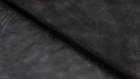 Tüllstoff schwarz - 160 cm im Makerist Materialshop