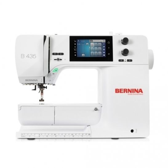 Nähmaschine BERNINA B 435 mit Vollschaft-Füßen im Makerist Materialshop - Bild 1