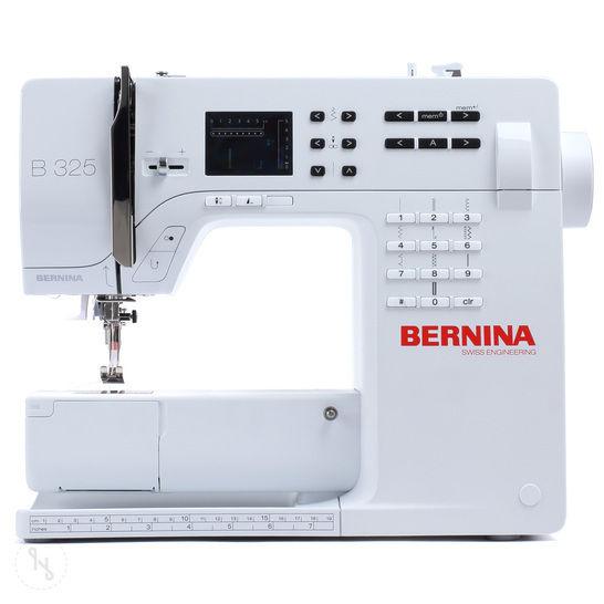 Nähmaschine BERNINA B 325 im Makerist Materialshop - Bild 1