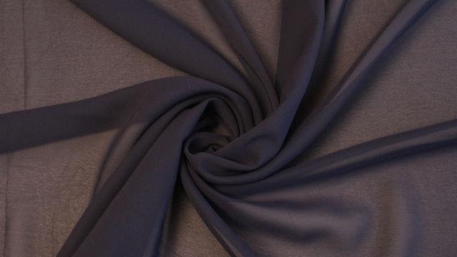 Chiffonstoff navy - 150 cm im Makerist Materialshop - Bild 1