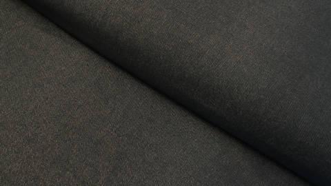 Baumwolljersey blau: Denim Look - 180 cm im Makerist Materialshop