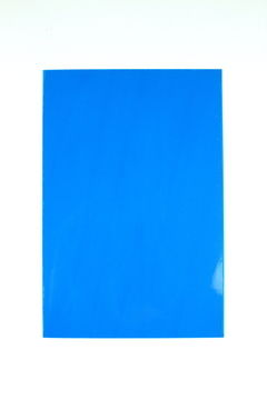 Adhäsionsfolie blau - 20 cm x 30 cm im Makerist Materialshop - Bild 1