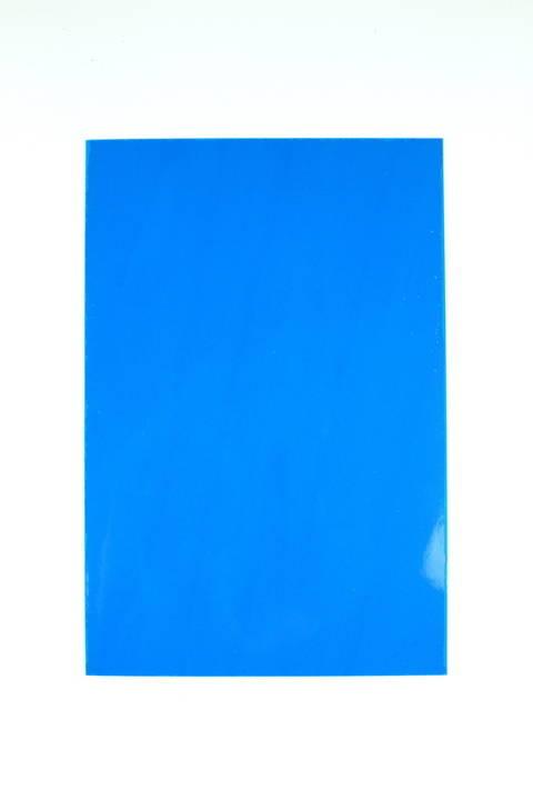 Adhäsionsfolie blau - 20 cm x 30 cm im Makerist Materialshop