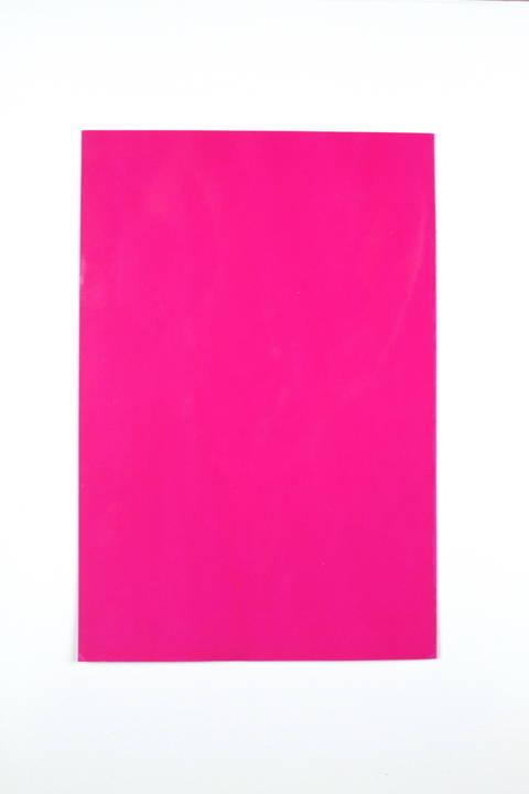 Adhäsionsfolie pink - 20 cm x 30 cm im Makerist Materialshop