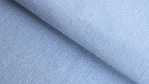 Jeansstoff Stretch hellblau - 145 cm im Makerist Materialshop