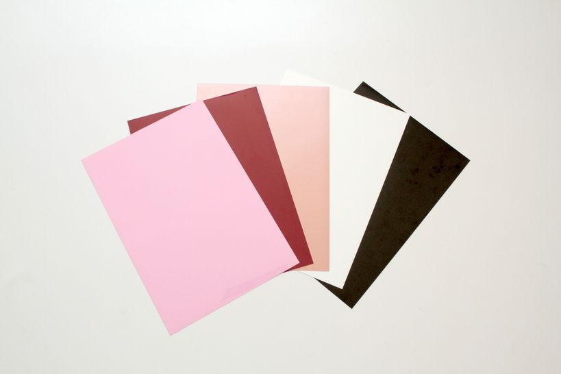 Flexfolienset zum Plotten - SAKURA im Makerist Materialshop - Bild 1