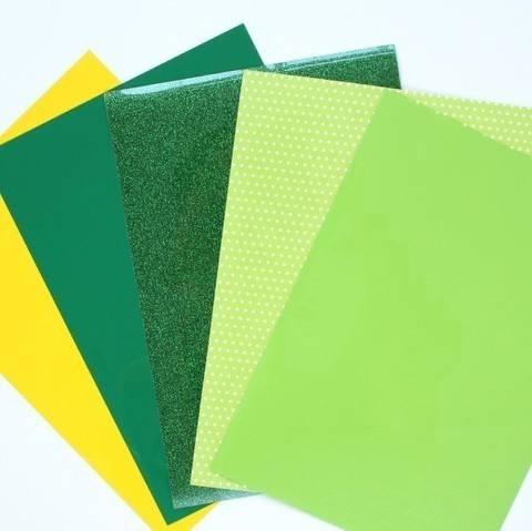 Flexfolienset zum Plotten - BRASILIA im Makerist Materialshop