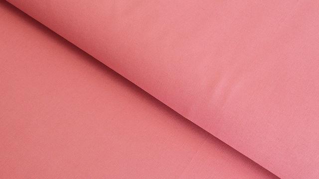 Coton vieux rose uni: bruyère - 150 cm dans la mercerie Makerist - Image 1