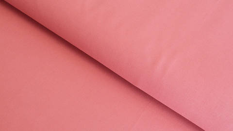 Coton vieux rose uni: bruyère - 150 cm dans la mercerie Makerist