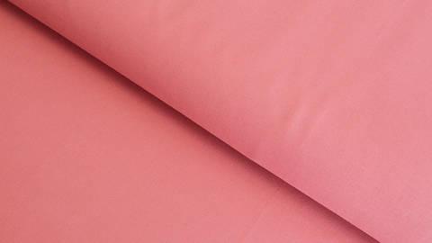 Baumwollstoff altrosa uni: Heide - 150 cm im Makerist Materialshop
