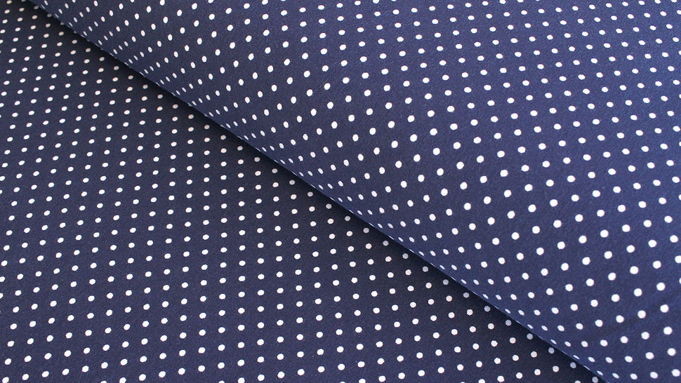 Jersey de coton bleu foncé: Verena - 160cm dans la mercerie Makerist - Image 1