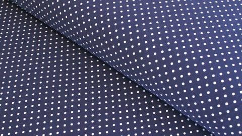 Jersey de coton bleu foncé: Verena - 160cm dans la mercerie Makerist