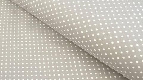Jersey de coton gris : Verena - 160cm dans la mercerie Makerist