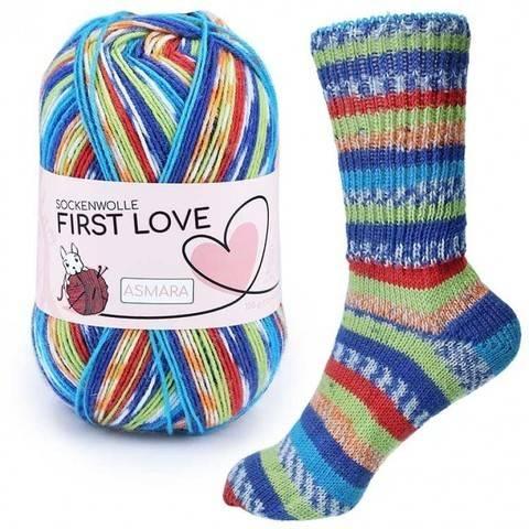 Liebe First Love von CraSy Wolle ca. 410 m 100 g im Makerist Materialshop
