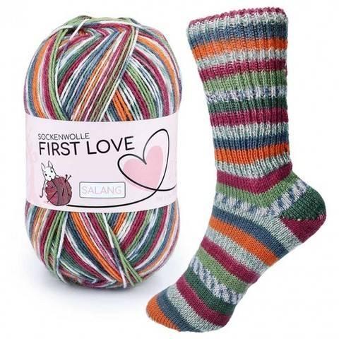 Salang First Love von CraSy Wolle ca. 410 m 100 g im Makerist Materialshop