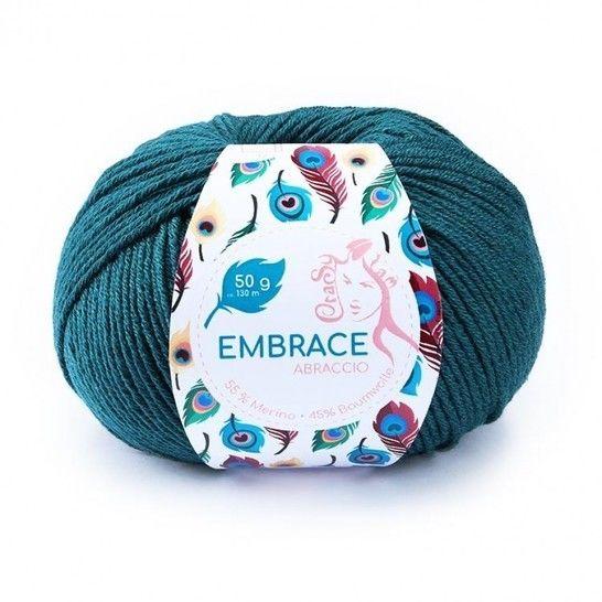 Abbraccio Embrace von CraSy Wolle ca. 130 m 50 g im Makerist Materialshop - Bild 1