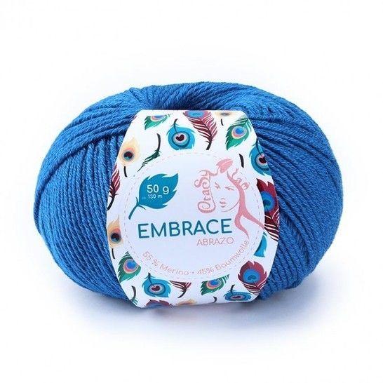 Abrazo Embrace von CraSy Wolle ca. 130 m 50 g im Makerist Materialshop - Bild 1