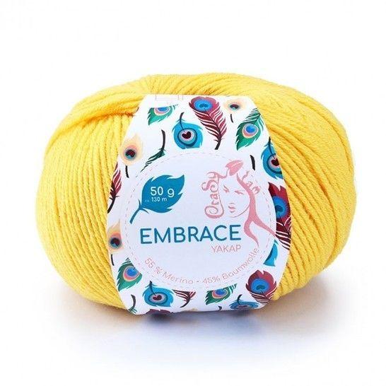 Amen Embrace von CraSy Wolle ca. 130 m 50 g im Makerist Materialshop - Bild 1
