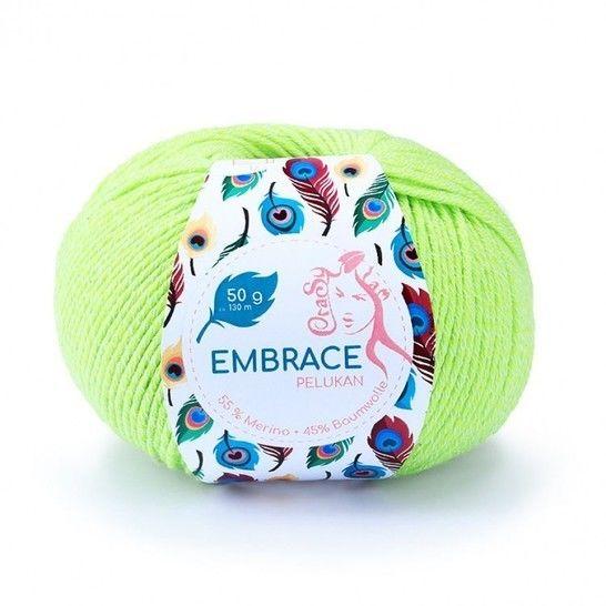 Pelukan Embrace von CraSy Wolle ca. 130 m 50 g im Makerist Materialshop - Bild 1