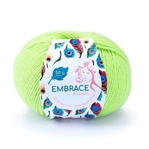 Pelukan Embrace von CraSy Wolle ca. 130 m 50 g im Makerist Materialshop