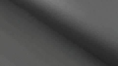 Kunstleder Uni: schwarz - 140 cm im Makerist Materialshop