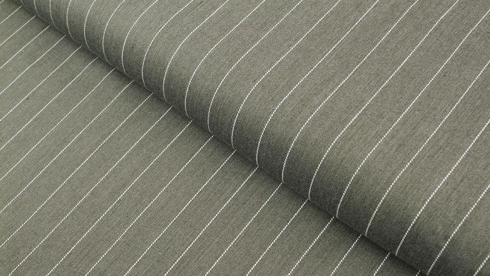 Blazerstoff: Breite Nadelstreifen - 150 cm im Makerist Materialshop - Bild 1