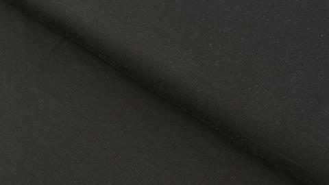 Modalstoff schwarz uni - 145 cm im Makerist Materialshop